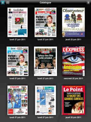 """ePress, """"l'Edicola digitale"""" per salvare la stampa..sull'iPhone!"""