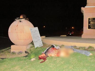 Orrore in messico decapitata una giornalista