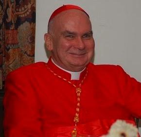 Morto John Foley, cardinale dell'informazione vaticana - Cardin.-John-Foley